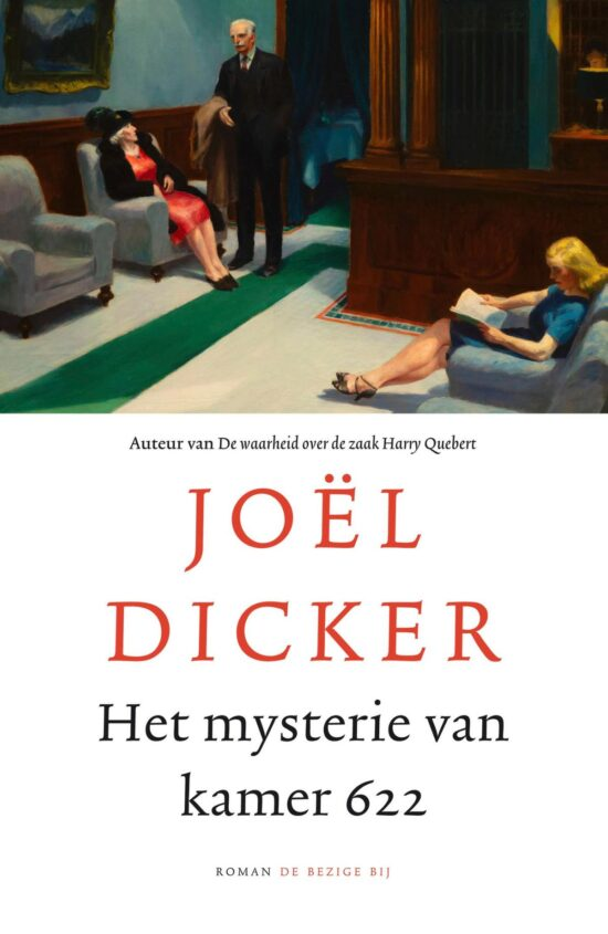 Cover van Het mysterie van kamer 622